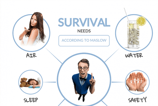 Survival Needs According To Maslow