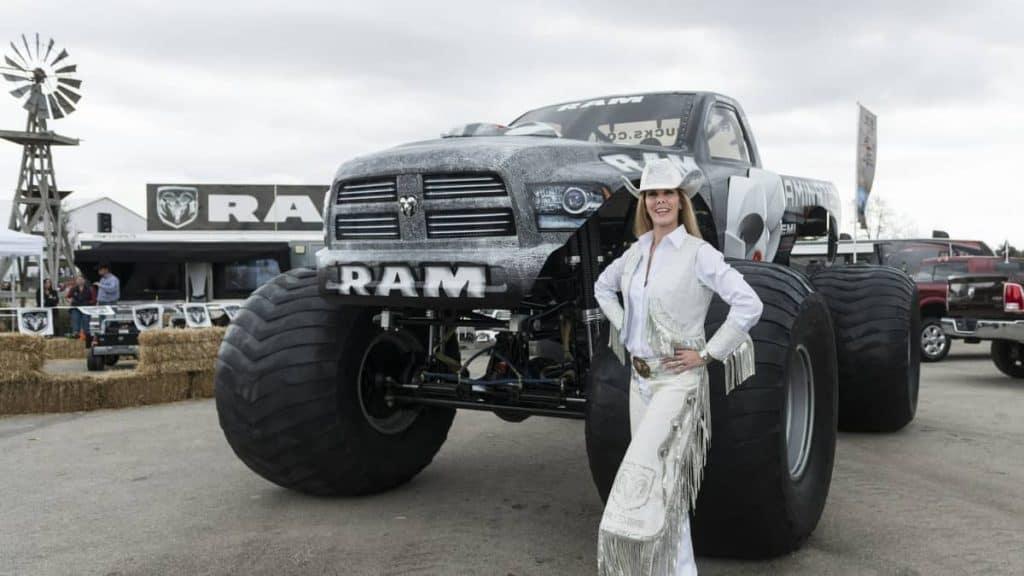 Custom Dodge RAM
